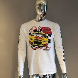 Dale jr nascar junk food urban outfitters shirt